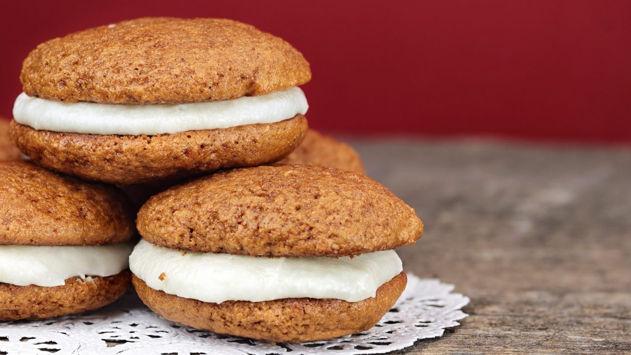 Gluten And Dairy Free Whoopie Pies